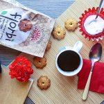 La colazione dei #CuochiFuoriSede con i biscotti con farina di Kamut Fiorbì