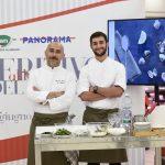 I cuochi fuorisede da PamPanorama alla scoperta dei ProntoCuociPesce, incontrano lo Chef Genovese