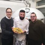 Dal pizzaiolo Marco Quintili nella sua Pizzeria iQuintili a Roma