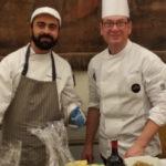 Il maestro pasticcere Ciro Chiazzolino ha portato la Puglia in eventi di rilievo nazionale.