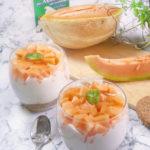 Cheesecake al melone (Videoricetta)